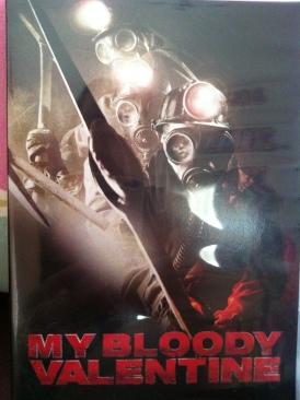 My Bloody Valentine - DVD cover