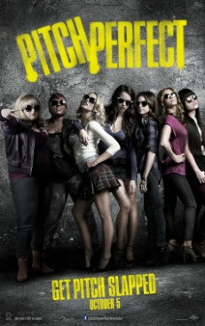 Pitch Perfect - DVD cover