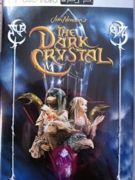 The Dark Crystal - UMD cover