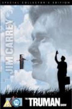 The Truman Show - DVD-R cover