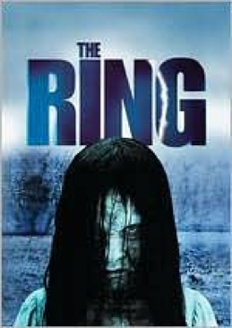 The Ring - Laser Disc cover