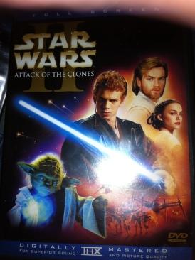 Star Wars II: Attack Of The Clones - Digital Copy cover