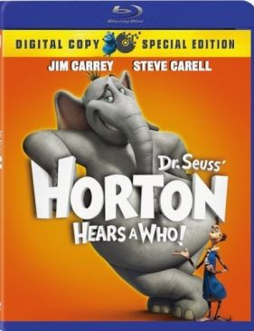 Horton Hears a Who! - Blu-ray cover