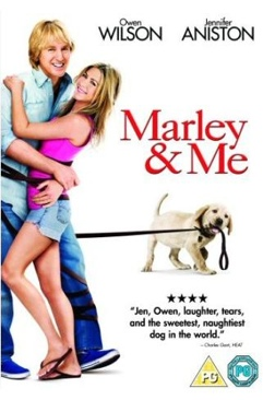 Marley & Me - DVD-R cover