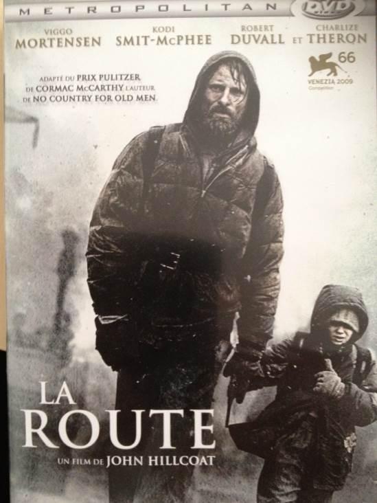 La Route -  cover