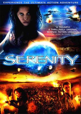 Serenity - Digital Copy cover