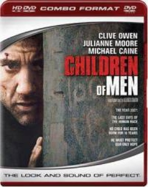 Children of Men - HD DVD cover