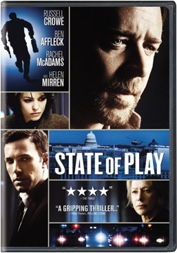 State of Play - CED cover
