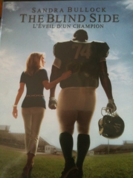 The Blind Side - DVD cover