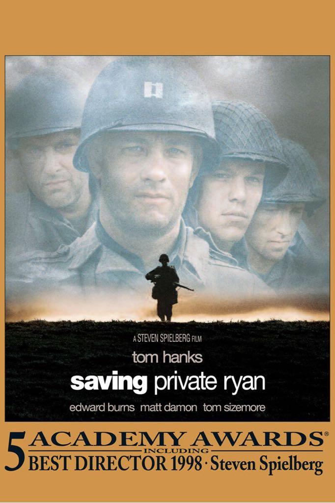 Saving Private Ryan -  cover