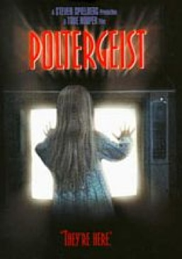 Poltergeist - DVD cover