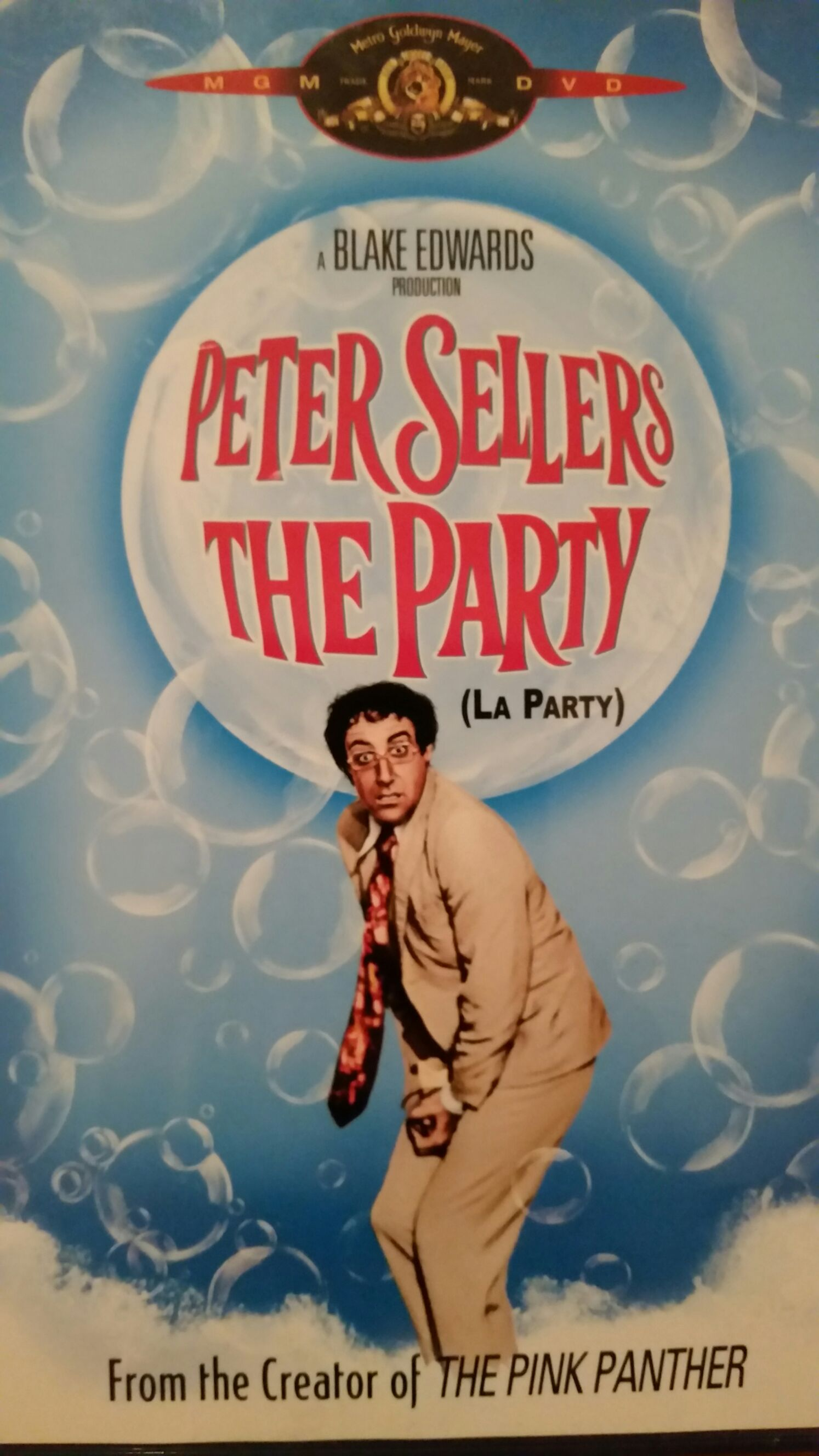 The Party -  cover