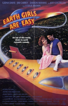 Earth Girls are Easy - VHS cover
