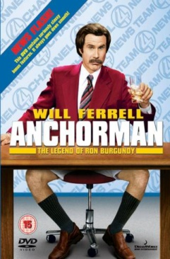 Anchorman: The Legend of Ron Burgundy - Digital Copy cover