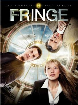 Fringe - UMD cover