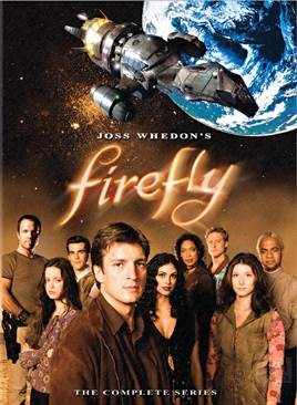 Firefly: The Complete Series - DVD cover