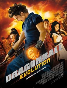 Dragonball Evolution - Video 8 cover