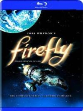 Firefly: The Complete Series - Blu-ray cover