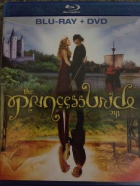 The Princess Bride - Blu-ray cover