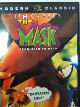 The Mask - DVD cover