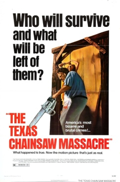 The Texas Chainsaw Massacre - DVD cover