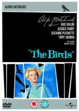 The Birds - DVD cover