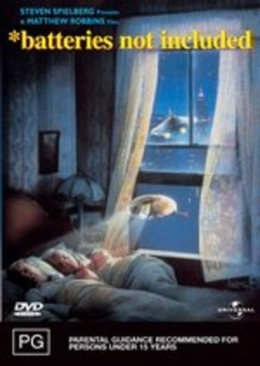 Batteries Not Included - DVD cover