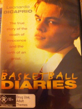 The Basketball Diaries - DVD cover