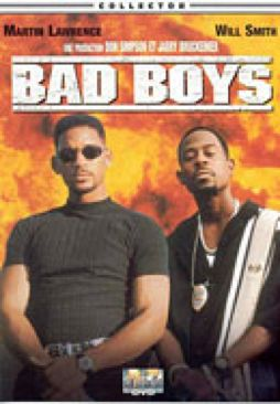 Bad Boys - Video CD cover