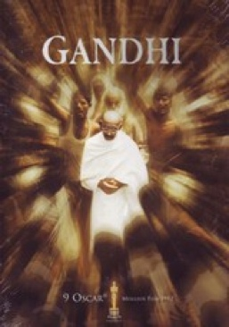 Gandhi - Video CD cover
