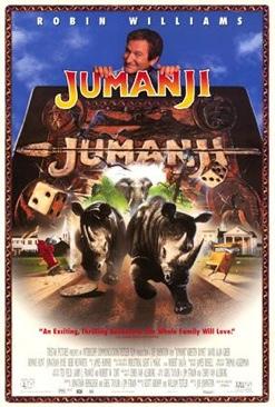 Jumanji -  cover