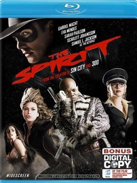 The Spirit - DVD cover