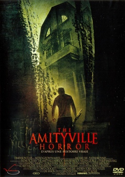 Amityville - DVD cover