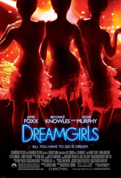Dreamgirls - DVD cover