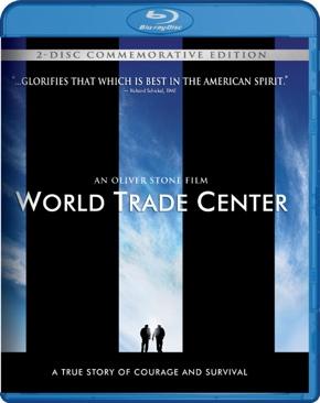 World Trade Center - Blu-ray cover