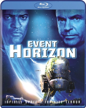 Event Horizon - Blu-ray cover