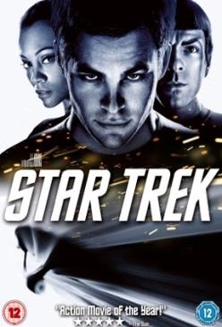 Star Trek - UMD cover