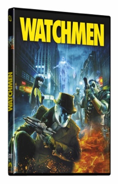 Watchmen - DVD cover