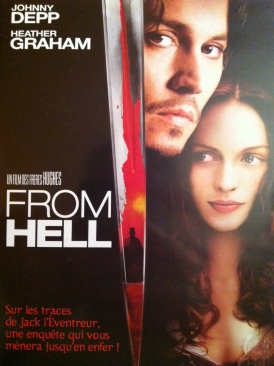 From Hell - DVD cover
