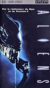 Aliens - UMD cover