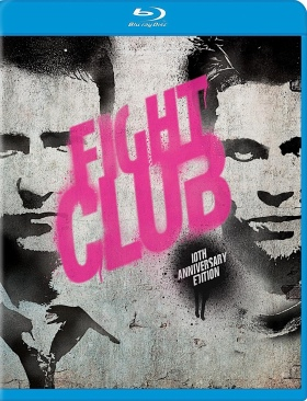 Fight Club - Blu-ray cover