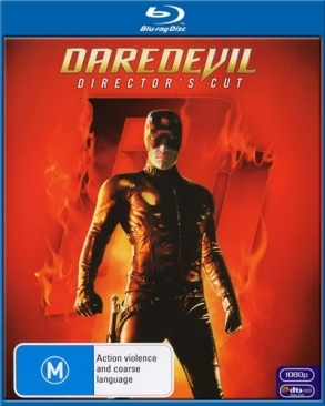 Daredevil - Blu-ray cover