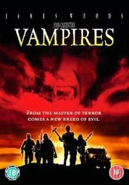 Vampires - Blu-ray cover