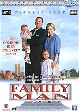 Family Man - Video CD cover