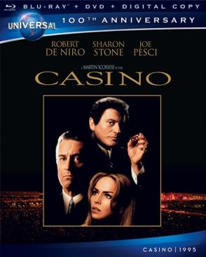 Casino - Blu-ray cover