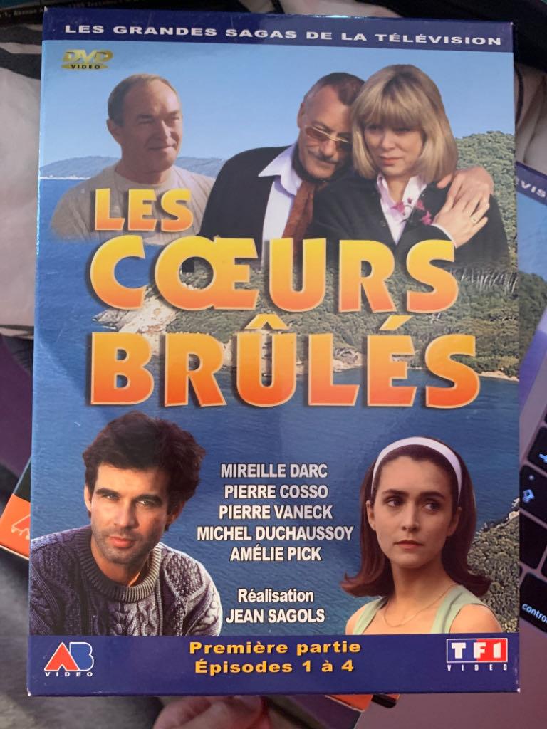 Les Cœurs Brûlés Partie 1 -  cover