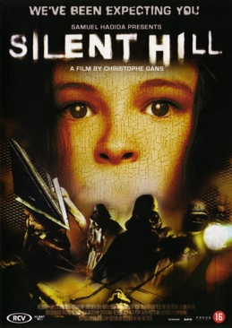 Silent Hill - Laser Disc cover
