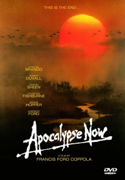Apocalypse Now - DVD cover