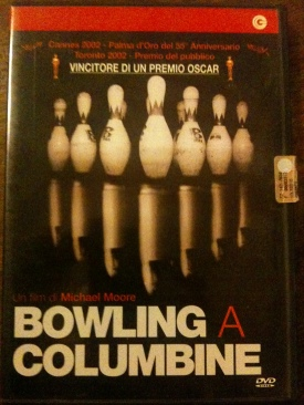 Bowling for Columbine - DVD cover