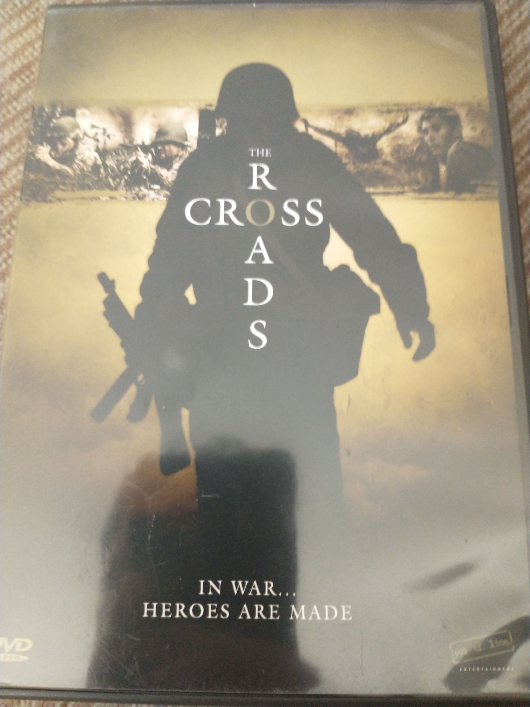The Cross roads -  cover